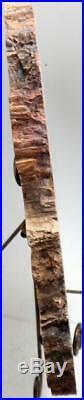 Large Polished Petrified Wood Slab Madagascar WithStand 14 8 lb 13.2 oz B918